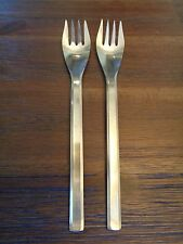 New listing Amboss Vienna Grace Dinner Forks Lot of 2 Stainless Steel 18/8 Austria Rostfrei
