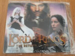 Lord Of The Rings Return Of The King Mouse Mat