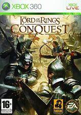 El Señor De Los Anillos: conquista-Xbox 360-UK/PAL