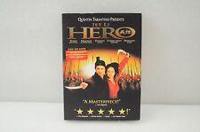 Jet Li Hero Dvd Movie Original Release