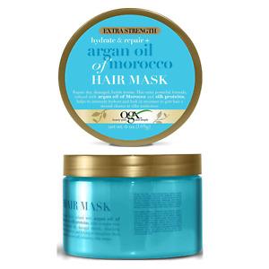 OGX Extra Strength Argan Oil Of Morocco Hair Mask 6 Oz Hydrate & Repair (1) Pack