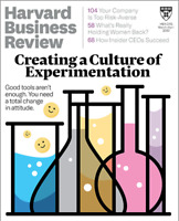 Harvard Business Review March - April 2020 Magazine HBR