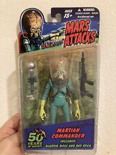 Mezco Toys - 50 Years of Mayhem - Mars Attacks: Martian Commander (2012)