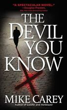 The Devil You Know (Paperback or Softback)
