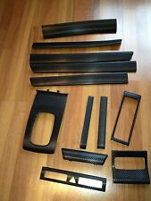 Audi a6 c5 Interior Trim Set - Carbon Fiber rs6