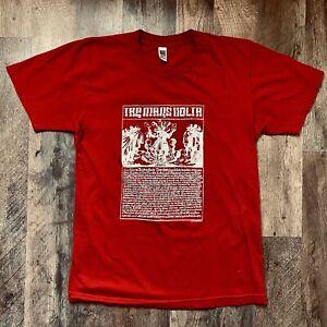 The Mars Volta Men/'s Tour T-shirt Black Small