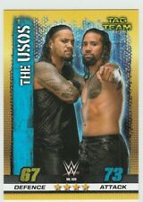The Usos 2017 Topps Slam Attack 10th Edition