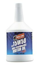 Red Line High Performance Engine Oil 15W50 946ml / 1 US Quart
