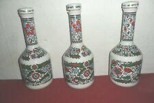 3 Metaxa Flasche Grand  Sammlerobjekt