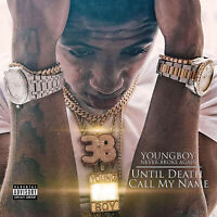 NBA YOUNGBOY - UNTIL DEATH CALL MY NAME (OFFICIAL MIX CD)