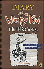 Diary of a Wimpy Kid: The Third Wheel (Book 7), New, Kinney, Jeff Book
