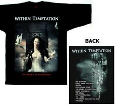 SALE 15%OFF WITHIN TEMPTATION THE HEART OF EVERYTHING T-SHIRT (SMALL) NEW