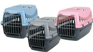 Portable Pet Carrier Cats Puppy Travel Dog Carry Cage Basket Transporter Box New