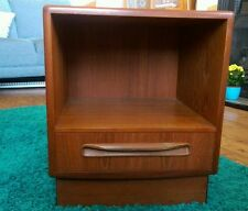 G Plan Teak Bedroom Cabinets & Cupboards