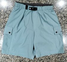 Nike Acg Cargo Padded Liner Shorts Size Large Biking Hiking All Conditions Gear