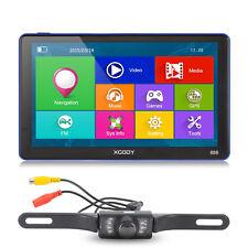 7'' 8GB Car GPS Navigation SAT NAV Navigator Map+Bluetooth AV-IN+Reverse Camera