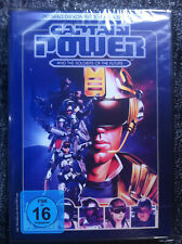 CAPTAIN POWER AND THE SOLDIERS OF THE FUTURE - DVD Region 2 (UK) Complete Series