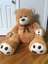"Goffa International Giant Tan Bear 56"" Plush"
