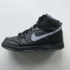 2014 Nike Dunk High Black and grey Nike ID UK 8.5