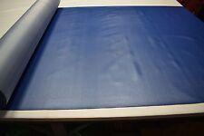 """Pacific Blue Carbon Fiber Auto Pro Vinyl Fabric Automotive Seat Cover BTY 54""""W"""