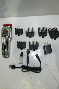 Surker Mens Hair Clippers Cord & Cordless Hair Trimmer Led Display