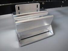 Aluminum L&R Angle Side Step & Bracket Tamiya 1/14 Semi King Grand Knight Hauler
