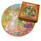 Whitman Bugs Bunny Jigsaw Puzzle Picnic Funny Humor Circle 1970s Vintage Kids