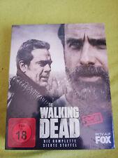 The Walking Dead - Die Komplette 7. Staffel - Blu ray - UNCUT - Neu und OVP