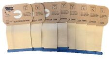8 Electrolux Canister Vacuum Bags Allergy Micro filtration Style C Vacuum Bags