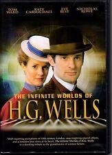The Infinite Worlds of H.G. Wells DVD Tom Ward Katy Carmichael Love Story SciFi