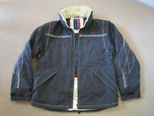 Crew Clothing Mens Waterproof Sailing Jacket - Large - Blue - Exc Cond Cost £120