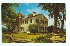 Old Indian Agency House, Portage, Wisconsin (PortageWis11