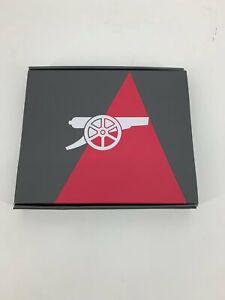 Arsenal Scarf and Keyring Set