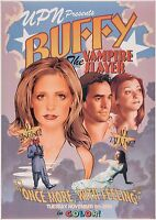 Buffy the Vampire Slayer Wall Art Large Poster Print Maxi A1 A2 A3 A4