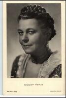 ~ 1950/60 Porträt-AK Film Bühne Theater Schauspielerin ELISABETH MARKUS Tobis-AK