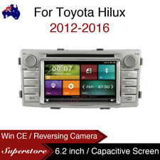 "6.2"" Car DVD GPS Head Unit Stereo Radio Navi For Toyota Hilux 2012-2016"