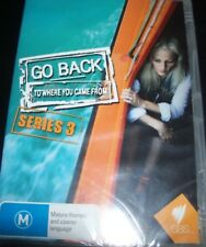 Go Back To Where You Came From Series 3 SBS (Australia Region 4) DVD – New
