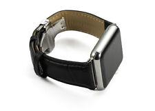 24mm Echtes Leder Uhrenarmband/Armband Watch Band Strap Für Apple iWatch 42mm