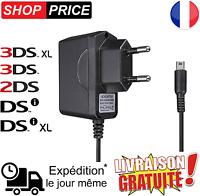 Chargeur secteur pour Nintendo 3DS / 3DS XL / 2DS / DSi / DSi XL