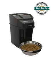 PetSafe Healthy Pet Simply Feed 12-Meal Automatic Dog Cat Feeder-Adapter Option