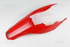 Garde boue UFO rouge arrière motocross Gas Gas EC 125/250/300 2010 - 2011