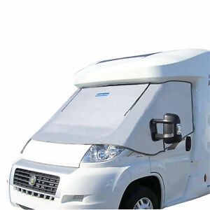 Motorhome External Thermal Screen Cab Cover Blinds Ducato Boxer X250 2006 ON