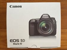 Canon EOS 5D Mark IV Miniature Replica (1/4 scale)