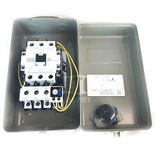 15HP, 3-Phase, 230V, 65Amp, MS-50T Magnetic Motor Starter