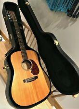 More details for 1999 martin dm acoustic guitar + k&k pickup system