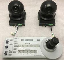 Sony RM-BR300 Remote 2 Sony EVI-H100S HD Video Camera Bundle