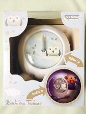 GO Glow Orologio Bedtime Trainer Clock GUFO-magicamente si trasforma-nuovo