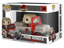 Pop Rides Jurassic Park Dr Ellie Sattler Park Vehicle Jeep 39