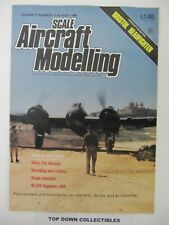 Scale Aircraft Modelling  Magazine    August 1989     Dinky Toy Doecasts