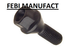 MANUFACT Febi Wheel Lug Bolt 36 13 1 126 014